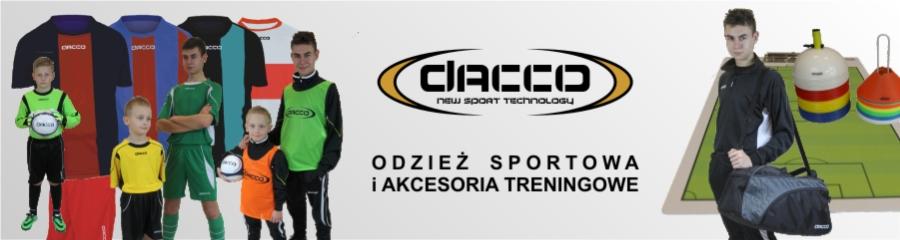DACCO – Odzież sportowa i akcesoria treningowe